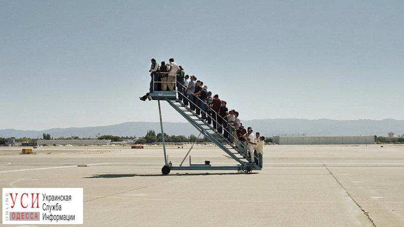 Рейс из Одессы в Италию отложили на день «фото»