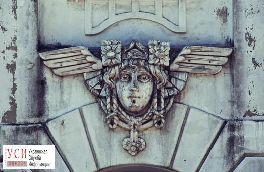 Уничтожение лепки на памятнике архитектуры в центре Одессы остановлено: законность работ проверяют контролеры «фото»