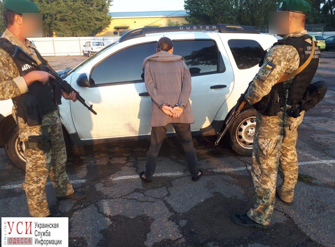 Одесские пограничники задержали злоумышленника, который переправлял нелегалов через Украину (фото) «фото»