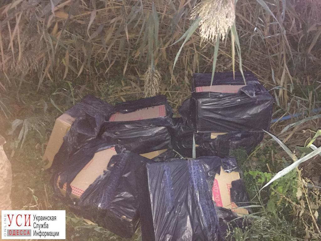 Контрабанда на полмиллиона: житель Одесской области вез через границу 20 ящиков сигарет (фото) «фото»