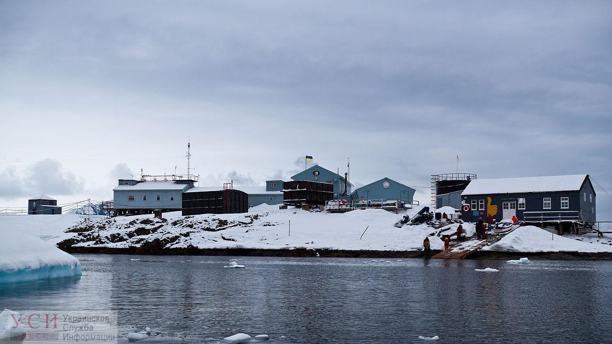Одесские школьники отправили письма в Антарктиду и пригласили в гости полярников «фото»