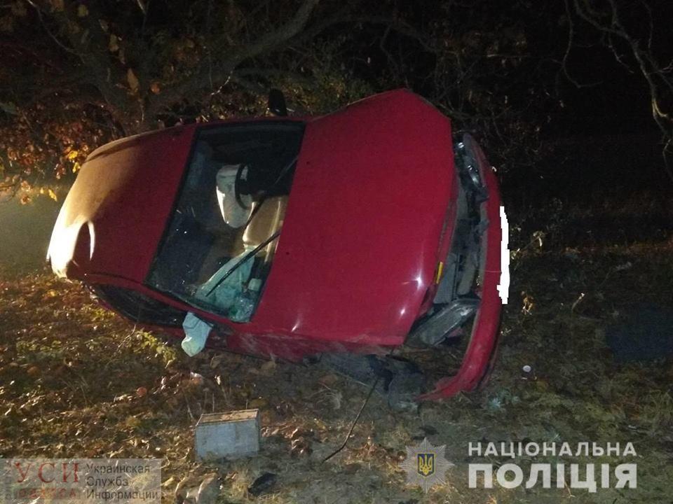 На трассе Одесса-Рени произошло смертельное ДТП «фото»