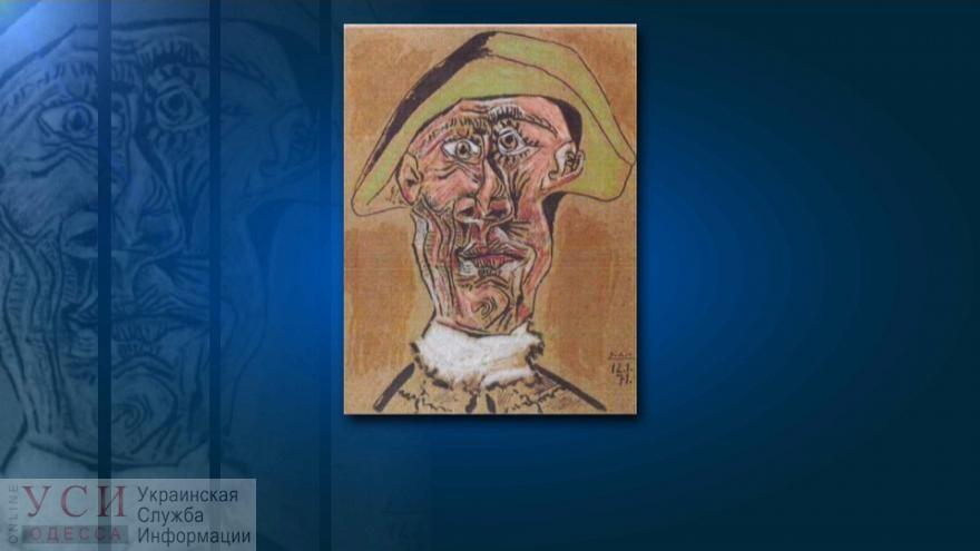 Возле Измаила нашли закопанную картину Пикассо, украденную 6 лет назад «фото»