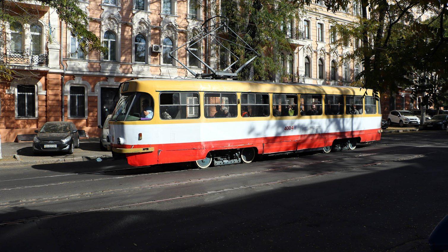 В Одессе потратят почти 150 миллионов гривен, чтобы пересадить горожан с машин на трамваи и троллейбусы «фото»