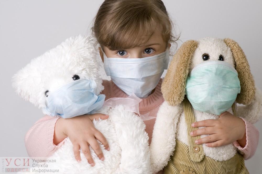 В Одессе превышен эпидемический порог заболеваемости ОРВИ и гриппом «фото»