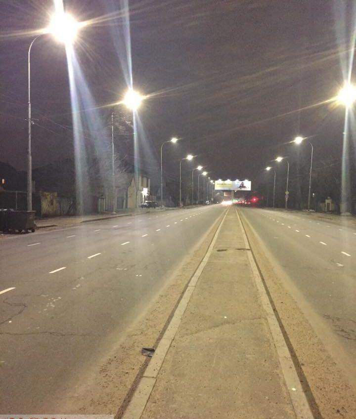 На поселке Котовского обновят уличное освещение «фото»