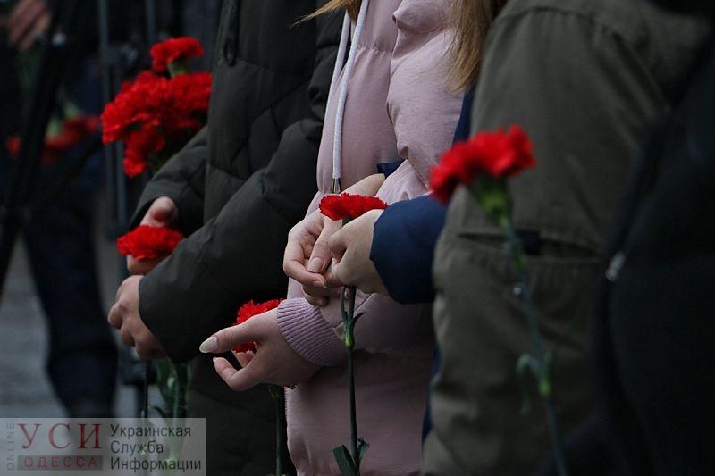 В Одессе почтили память жертв Холокоста (фото) «фото»