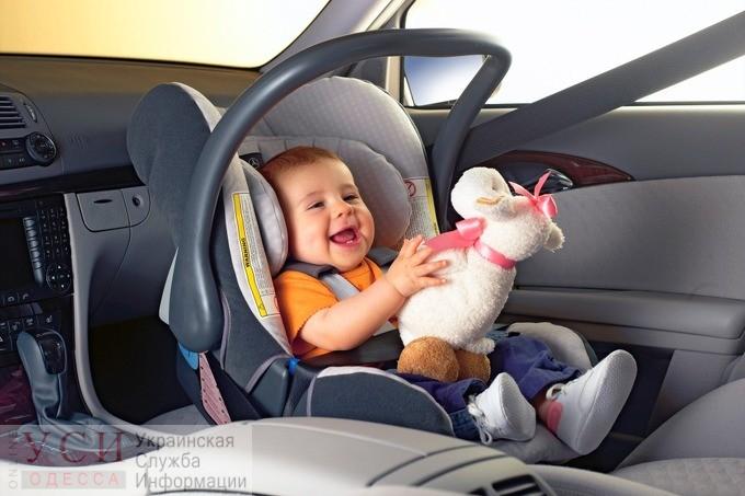 В Раде предлагают новые штрафы для водителей: от 510 гривен за ребенка без автокресла «фото»