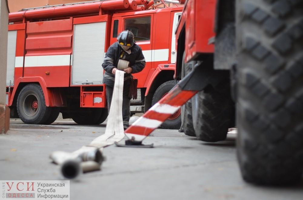В Одесской области во время пожара в своей кровати умер мужчина «фото»