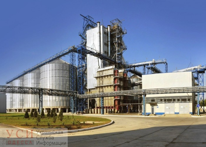 Предприятие, на котором был крупный пожар, построит соеперерабатывающий завод в Южном «фото»