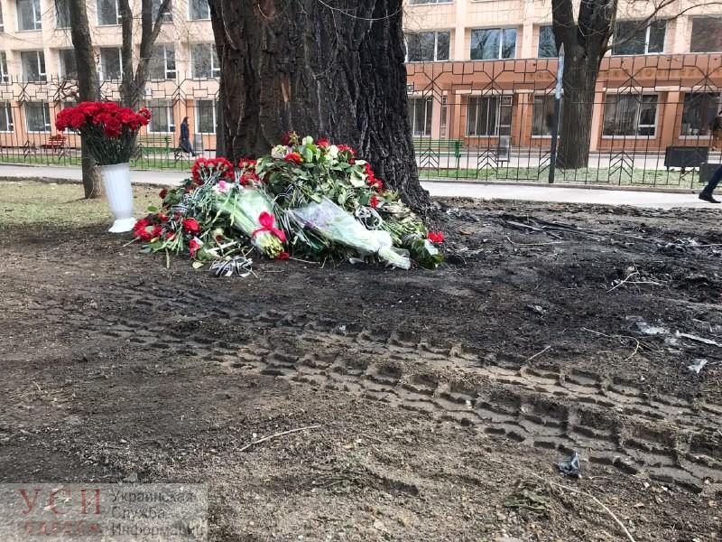 Ночные гонки могли стать причиной смертельной аварии на проспекте Шевченко (фото, видео) «фото»