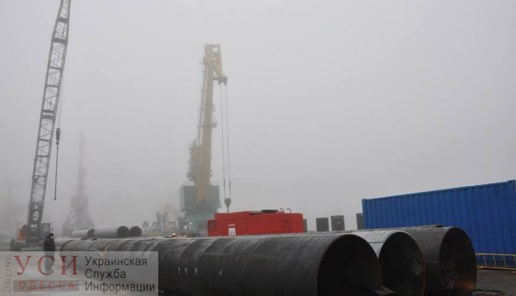 Спустя год на долгоиграющую реконструкцию причала №7 в Одесском порту выделяют еще 5 миллионов гривен «фото»