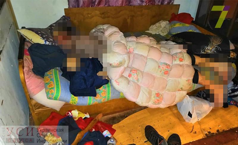 В центре Одессы обнаружили тело умершего мужчины «фото»