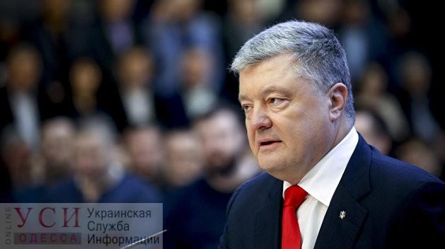 Петр Порошенко снова посетит Одессу ради испытаний новых ракет и встречи с курсантами «фото»