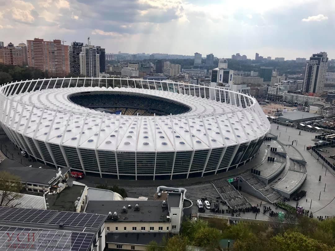 Главное на «Олимпийском» — о чем говорят на дебатах Порошенко и Зеленский (трансляция) ОБНОВЛЕНО «фото»
