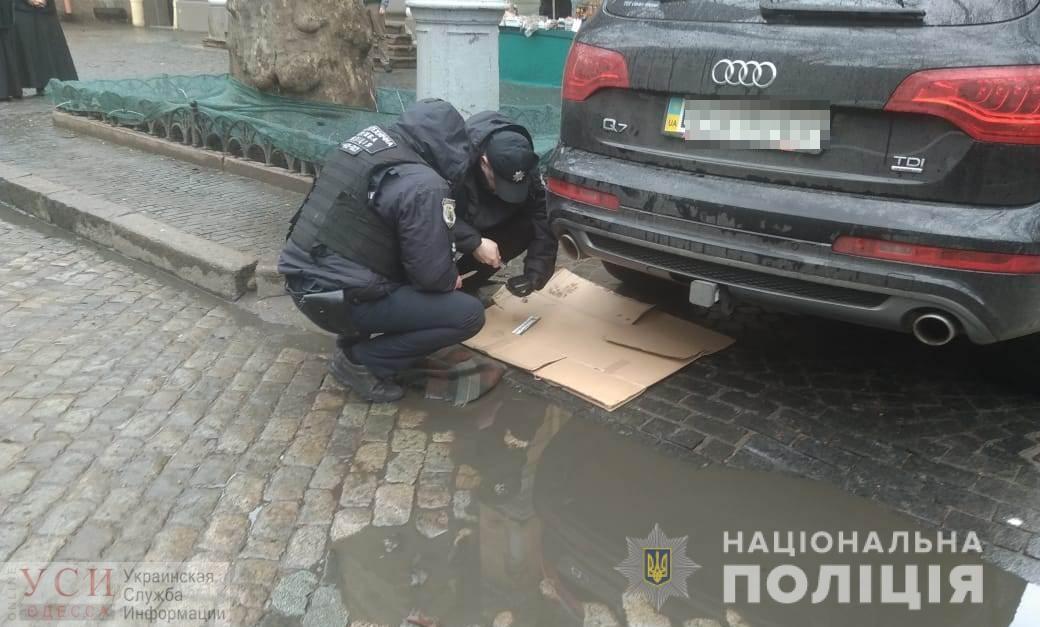 В машине возле Свято-Ильинского мужского монастыря искали бомбу (фото) «фото»