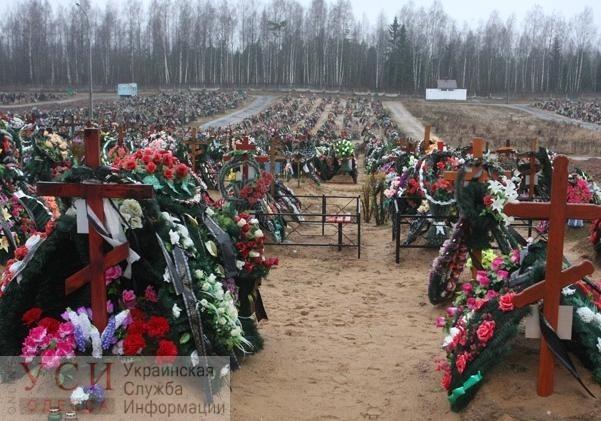В Одессе ограда Западного кладбища от вандалов подорожала вдвое «фото»
