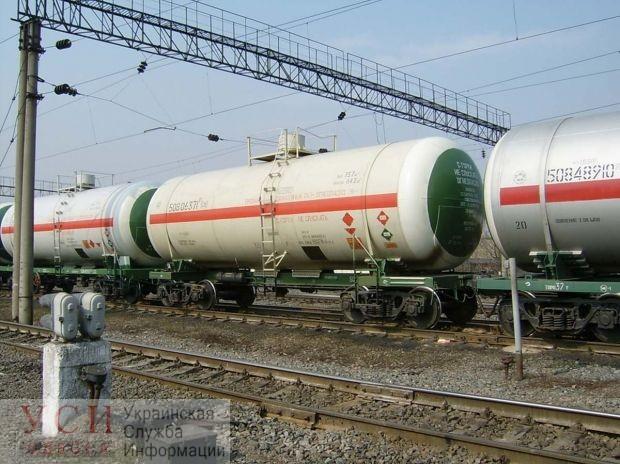 Под Одессой подростка ударило током на железнодорожной цистерне «фото»