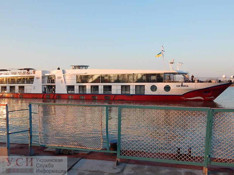 Морской порт «Усть-Дунайск» открыл круизный сезон, приняв первое судно с туристами из Австрии (видео) «фото»