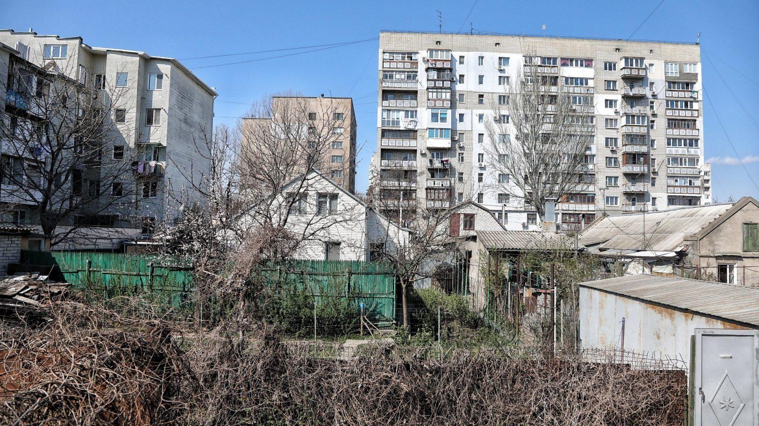 Романтика окраины: поселок Нефтяников в деталях (фоторепортаж) «фото»