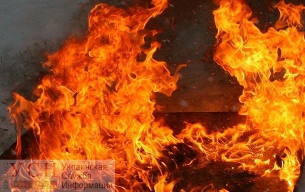 Ночью в центре Одессы горел очередной «Лото маркет» «фото»