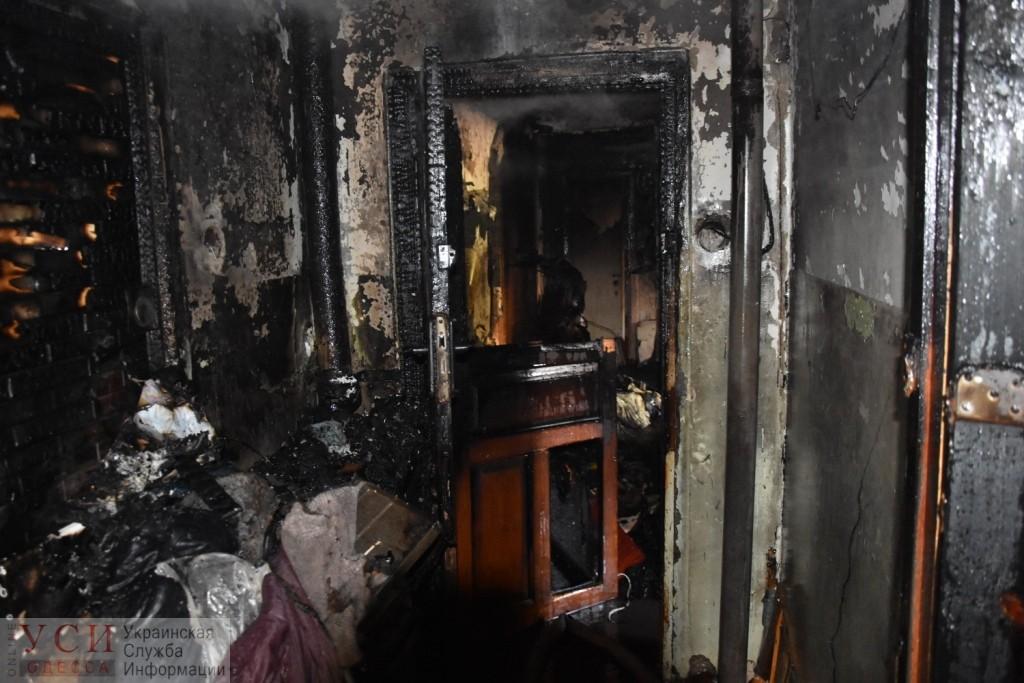 Пожар на поселке Котовского: женщина в реанимации (фото) «фото»