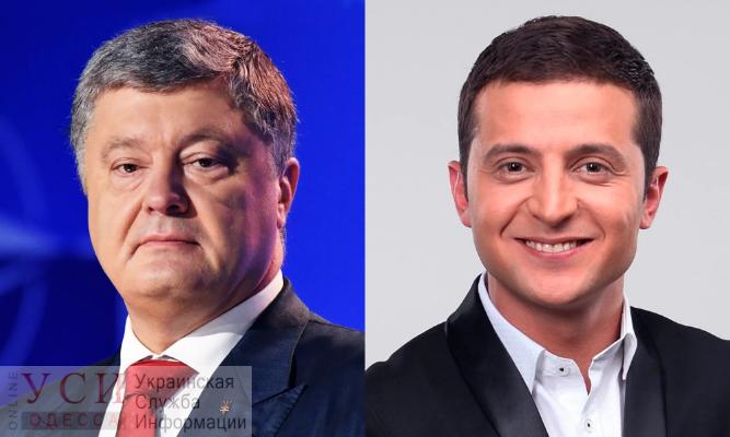Президентский баттл: Порошенко принял вызов Зеленского и согласился выступить на «Олимпийском» (видео) «фото»