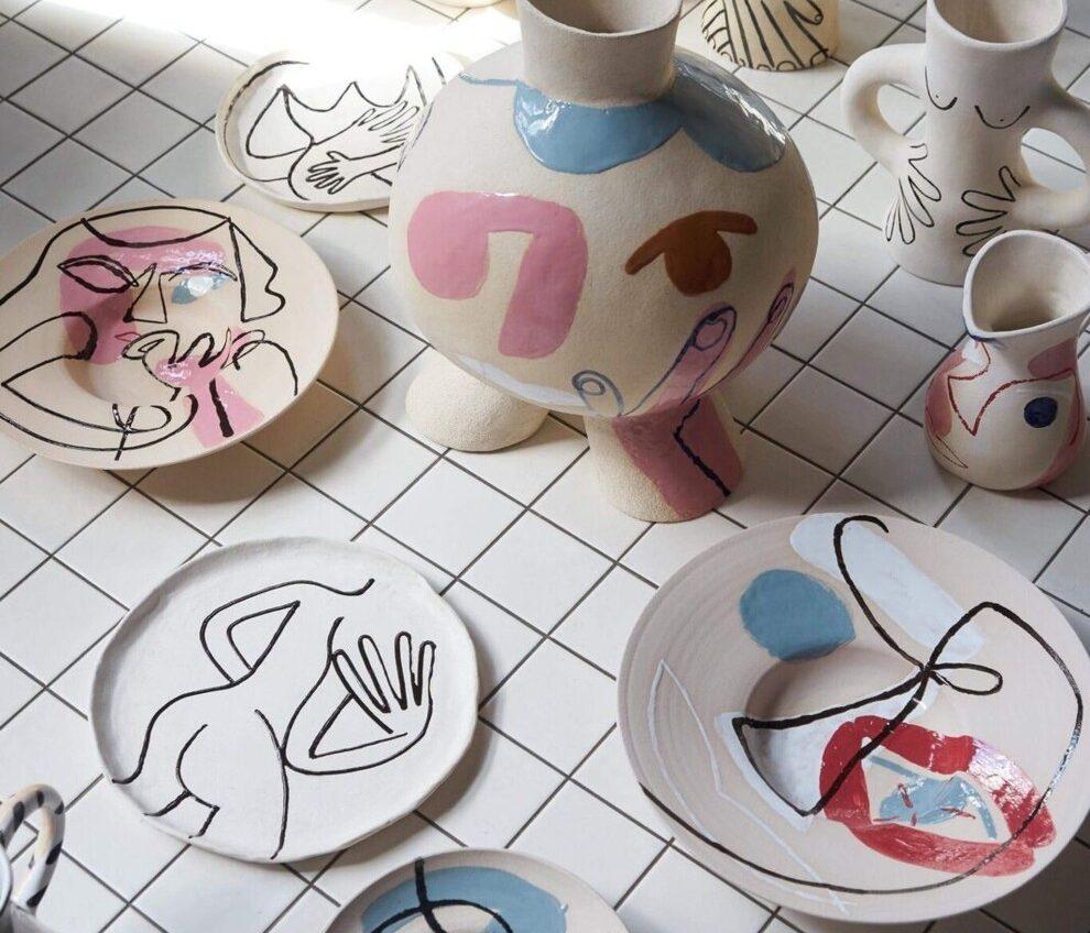 Одесситка Маша Рева везет на Milan Design Week коллекцию керамиками (фото) «фото»