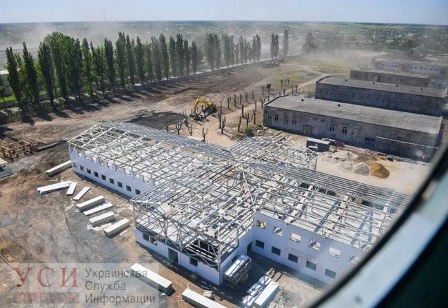 Военная прокуратура провела массовые обыски по многомиллионным кражам на строительстве казарм в Одесской области «фото»