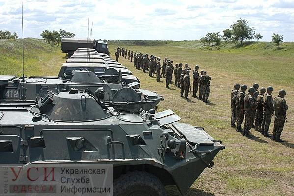 В Приднестровье начались полевые выходы войск Российской Федерации «фото»
