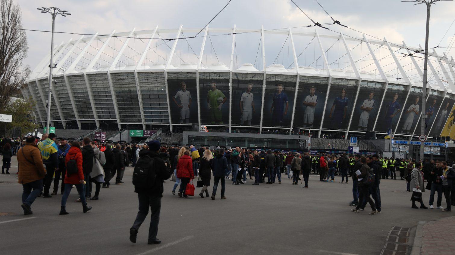 «Олимпийский».online: «Ждем нормальных обещаний», — киевляне о своих ожиданиях от дебатов «фото»