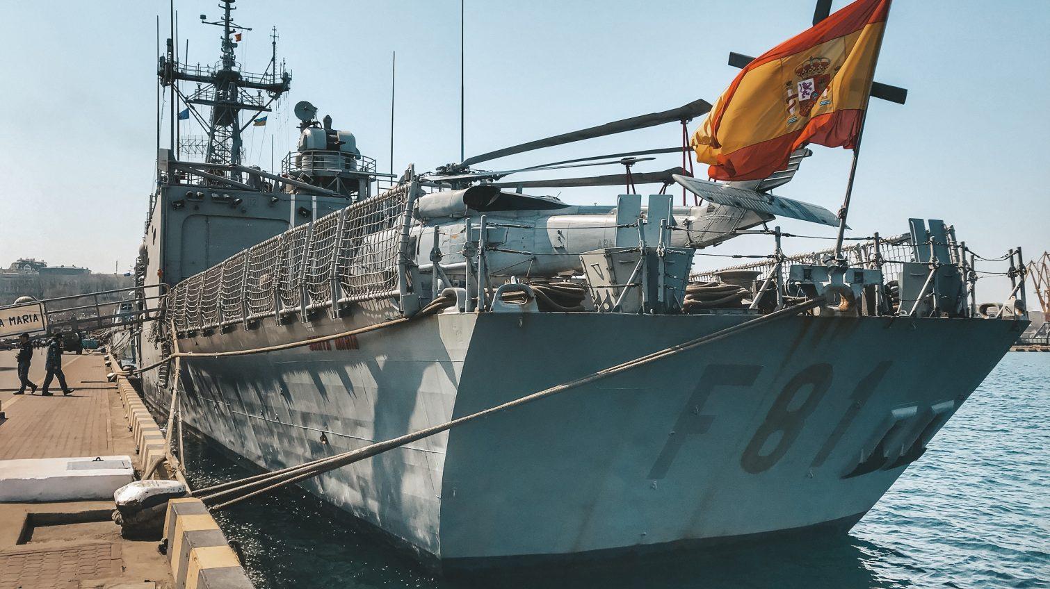 В Одессу прибыли корабли НАТО (фото) «фото»