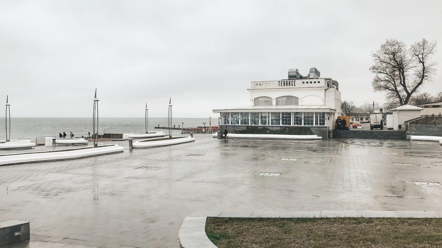 Одесситов ожидает прохладный и дождливый день «фото»