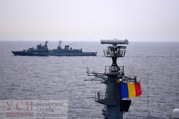 Корабли НАТО начали крупные учения в Черном море «фото»