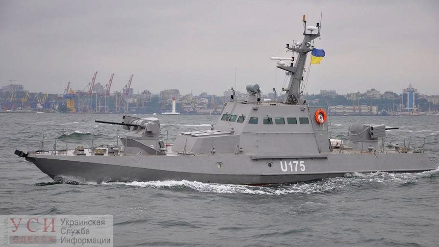 В Киеве спустили на воду еще один бронекатер для Военно-морских сил Украины (видео) «фото»