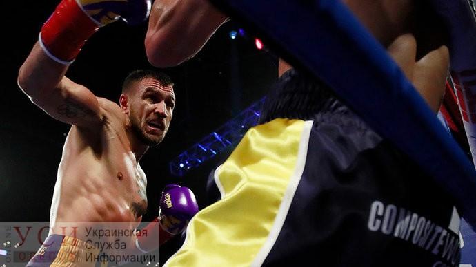 Перелом руки у боксера из Аккермана Василия Ломаченко не подтвердился «фото»