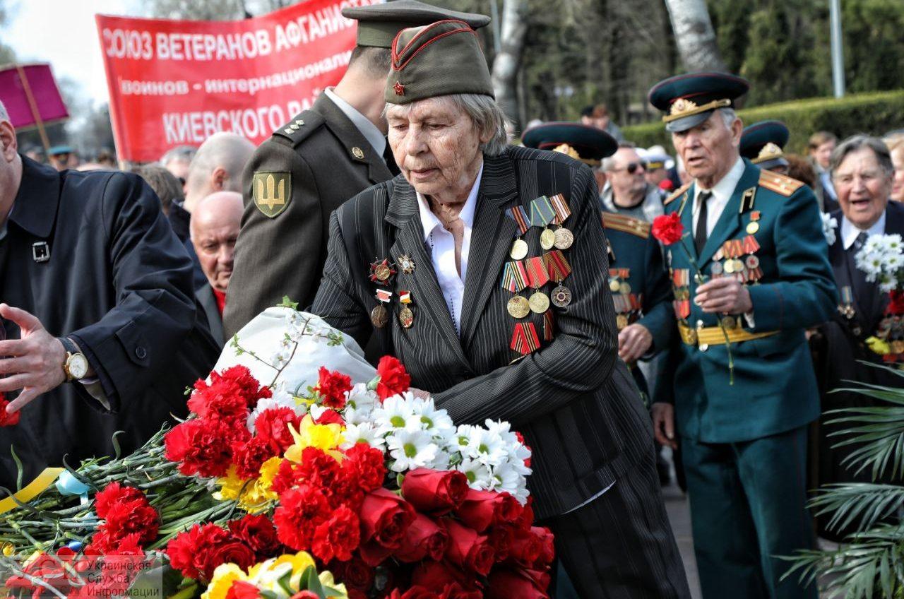 День Освобождения Одессы: горожане почтили память героев-освободителей (фоторепортаж) «фото»