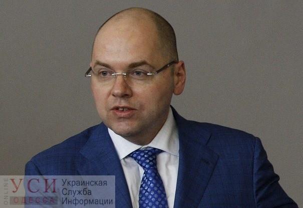Главу Одесской обладминистрации президент Украины отправляет в отставку «фото»