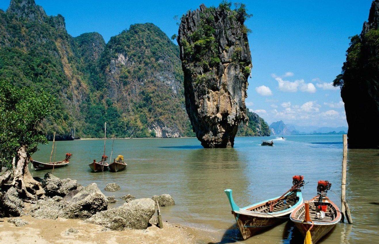 Украинцы уже могут путешествовать в Таиланд без виз «фото»