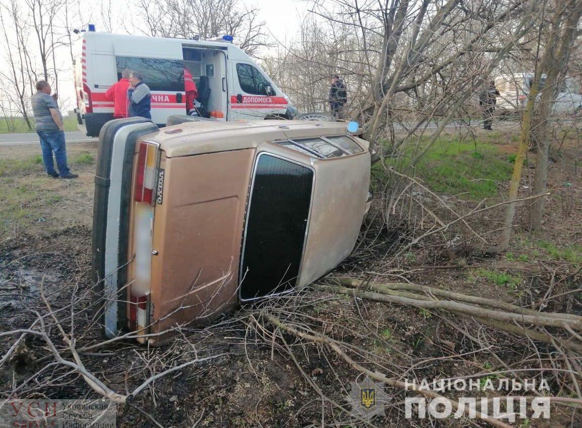 ДТП на трассе Одесса-Рени: травмированы трое людей (фото) «фото»