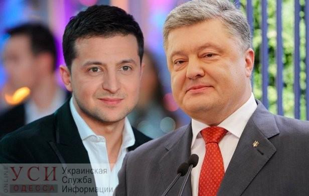 Дебаты Порошенко и Зеленского скорее всего состоятся 19 апреля «фото»