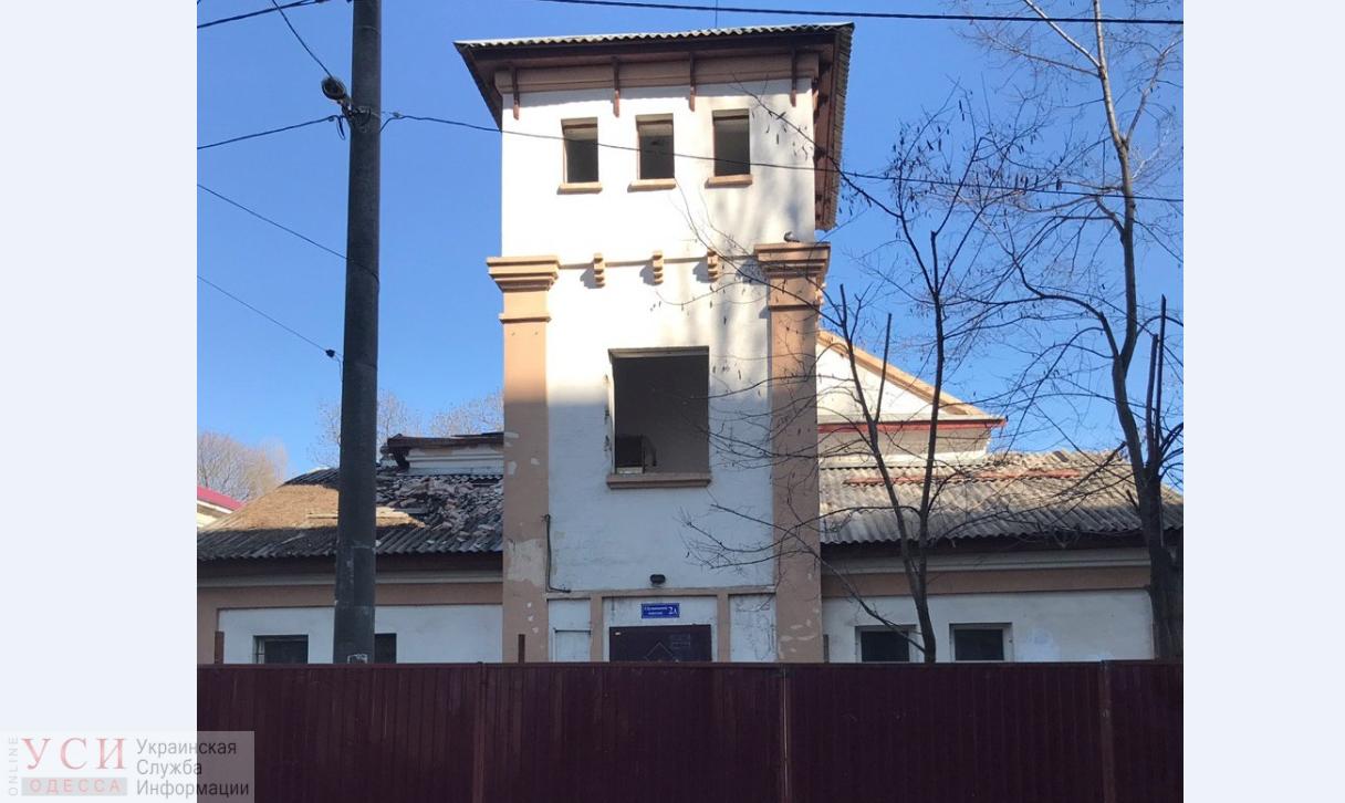 Гефест готовится сносить старинный особняк в районе вокзала ради новостроя: уже установлен забор «фото»
