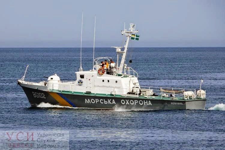 Четыре корабля Одесской морской охраны отремонтируют за 28 миллионов гривен «фото»