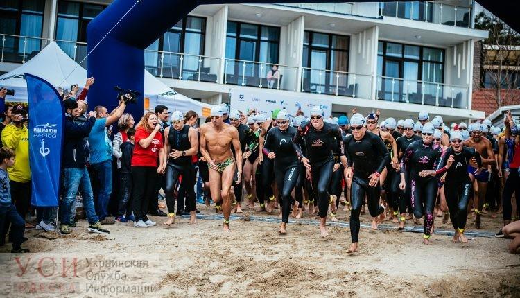 В Одессе 7 апреля начнется регистрация участников чемпионата мира по плаванию в открытой воде «OCEANMAN Odessa-Ukraine» «фото»