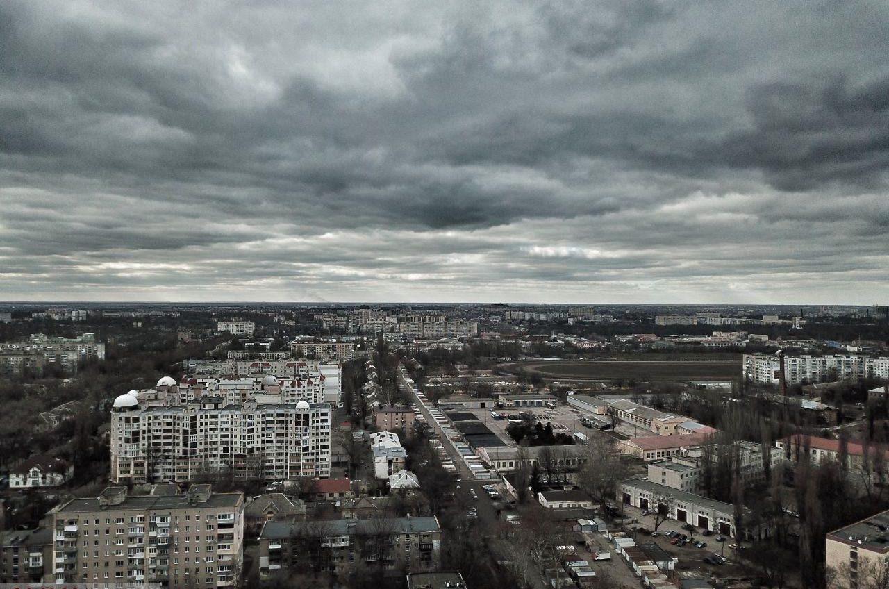 В Одессе будет дождливая и пасмурная суббота «фото»