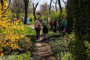 В Одесском ботаническом саду начался сезон экскурсий