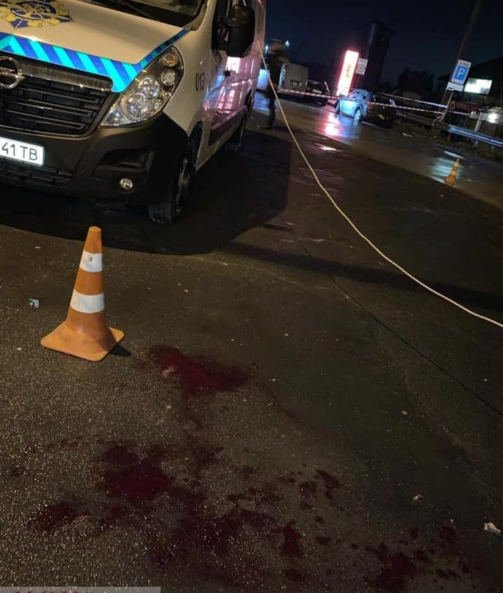 На Киевской трассе в районе Дачного на посту «Укртрансбезопасности» произошла перестрелка (фото) «фото»