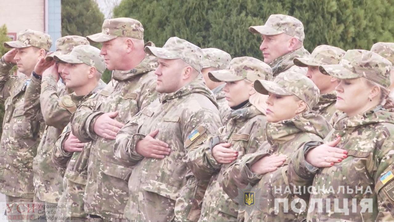 За пять лет службы в зоне АТО погибли четыре полицейских одесского спецбатальона «Шторм» «фото»