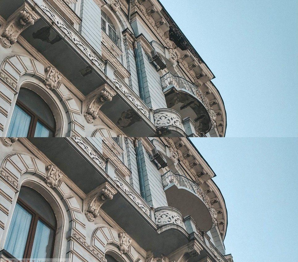 Эксперимент УСИ — «Руины»: каким мог бы стать исторический центр Одессы после реставрации (фото, видео) «фото»