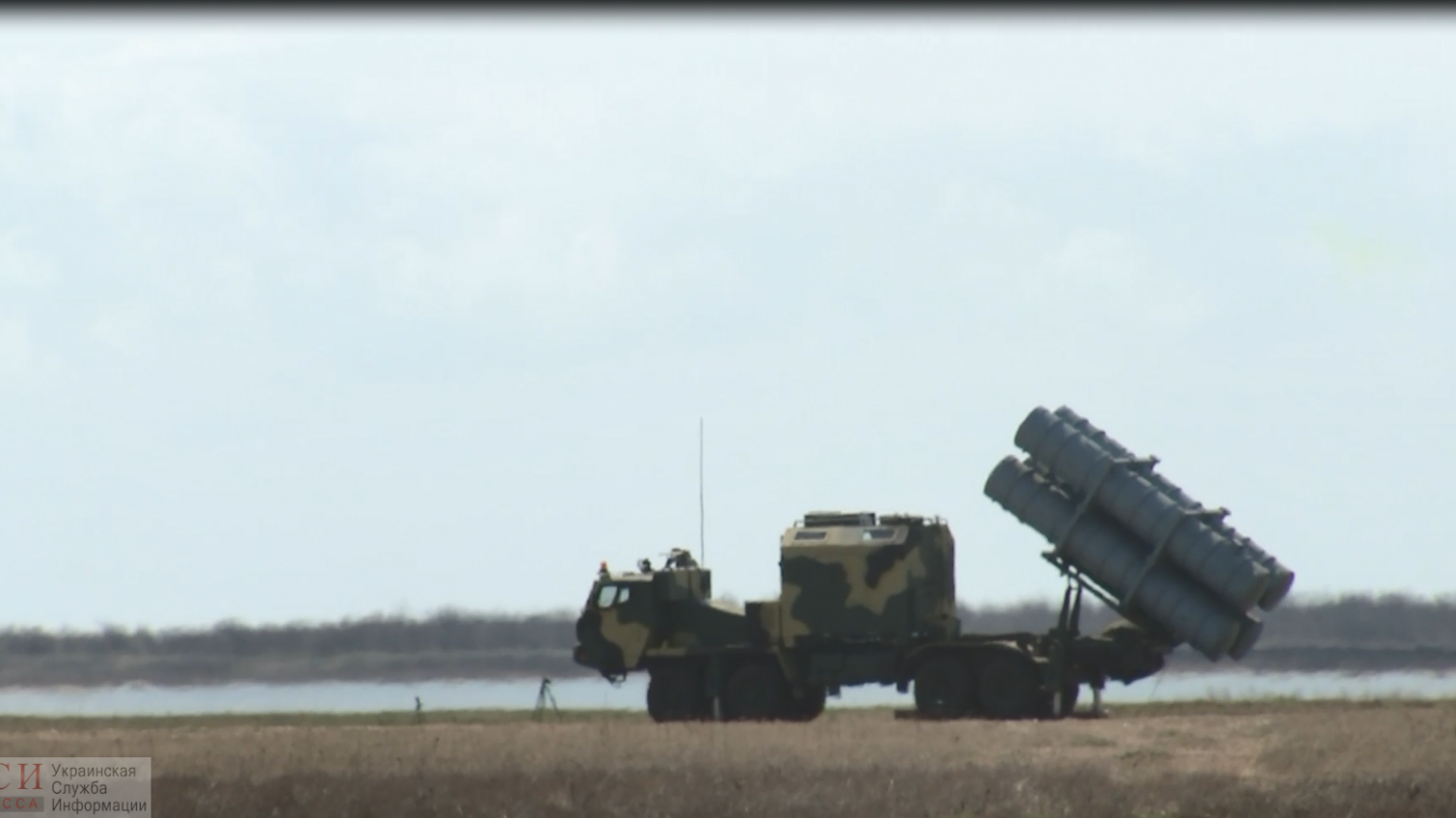 В Одесской области испытали первые украинские противокорабельные ракеты «Нептун» (видео) «фото»